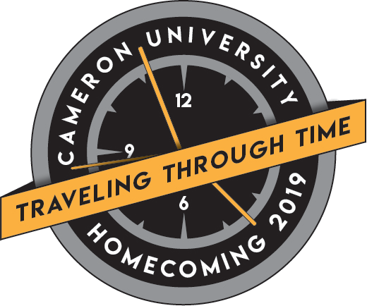 Cameron University - Traveling Through Time